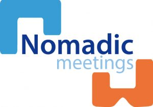 Nomadic Meetings Logotype