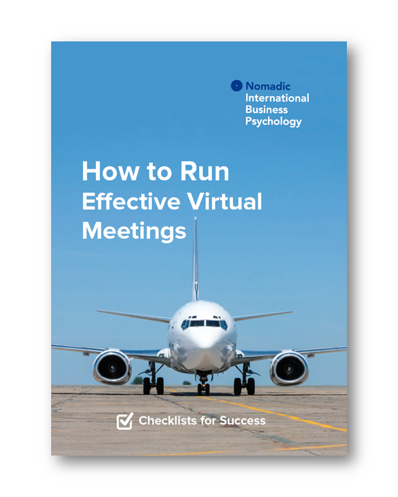 Run Effective Virtual Meetings | Nomadic IBP