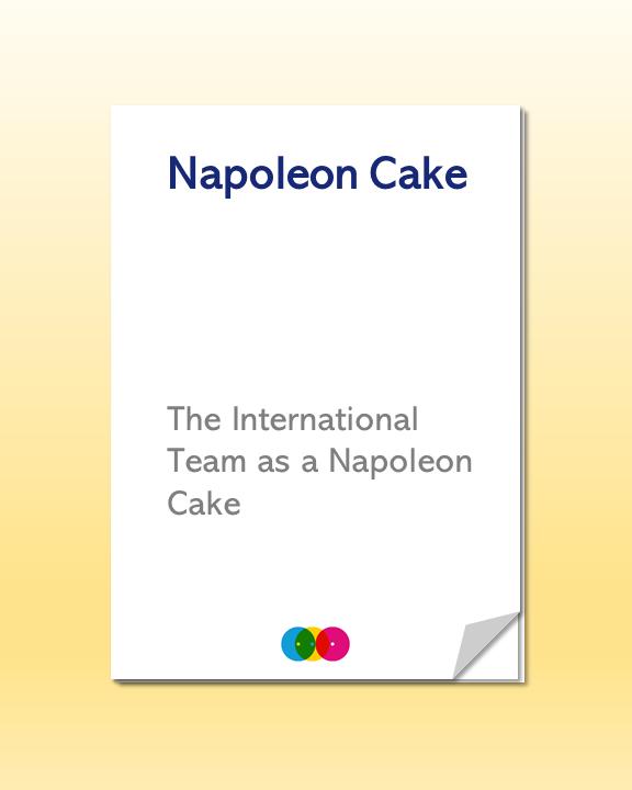Napoleon Cake Article