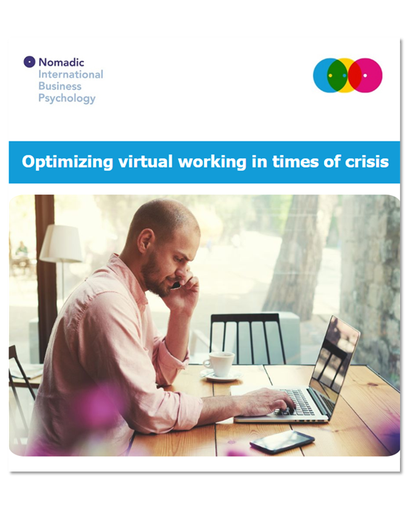 Optimizing Virtual Working in Times of Crisis | NomadicIBP