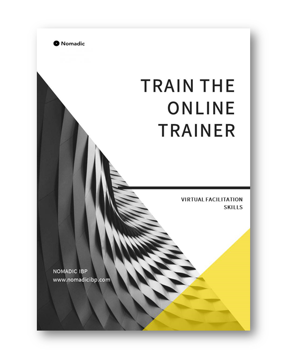 Train The Online Trainer | Nomadic IBP