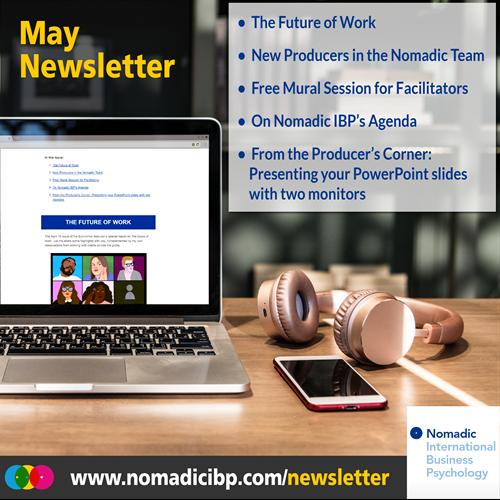 May Newsletter Nomadic IBP